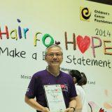 hair for hope 2014