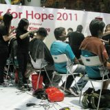 Hair for Hope 2011