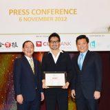 Heritage Brands Award 2012